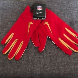 Nike Accessories - Receiver gloves